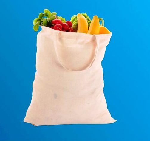 Pamučne vrećice sa dugom ručkom